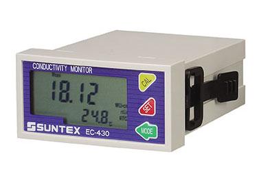 EC-430在线电导率操作说明
