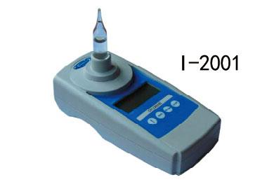 I-2001操作说明及技术参数